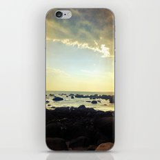 Sunset Over the Water iPhone & iPod Skin
