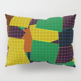 Beautiful patchwork Pillow Sham