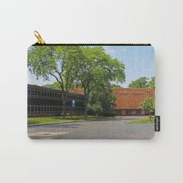 St Ursula Academy Carry-All Pouch