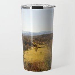 Fall in Carolina Travel Mug