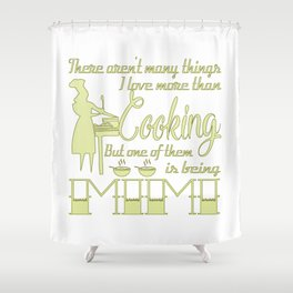 Cooking Mimi Shower Curtain