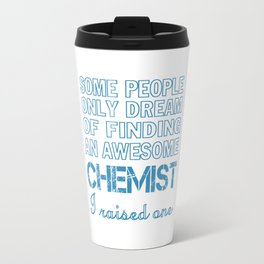 CHEMIST'S DAD Travel Mug
