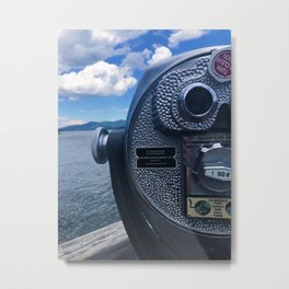 Lake George - view 1 Metal Print