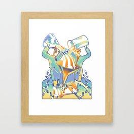 Pharmacy Framed Art Print