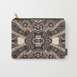paisley shield Carry-All Pouch