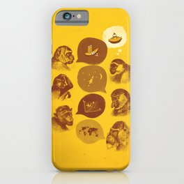 Bananaz iPhone Case