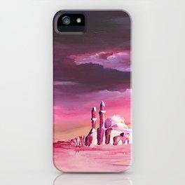 Dreamy Mosque iPhone Case