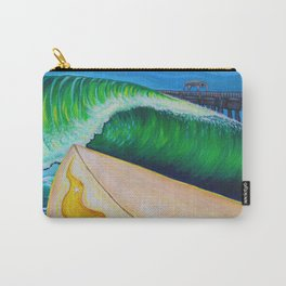 Lake Worth Swell Carry-All Pouch