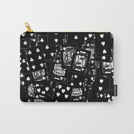 Suits You BLACK Carry-All Pouch
