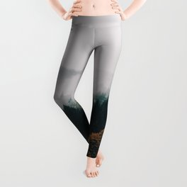 Forest Fog Leggings