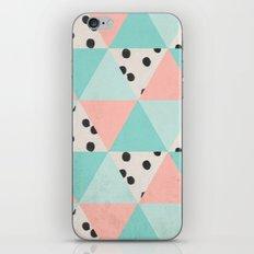 Tri, Tri, Tri iPhone & iPod Skin