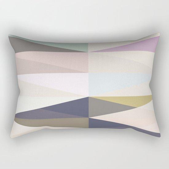 The Nordic Way III Rectangular Pillow