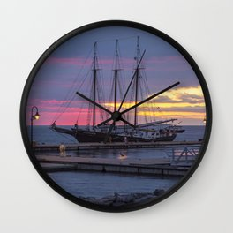 The Alliance at Sunrise Wall Clock