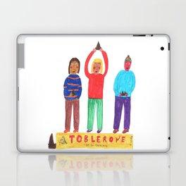 Toblerone. Laptop & iPad Skin