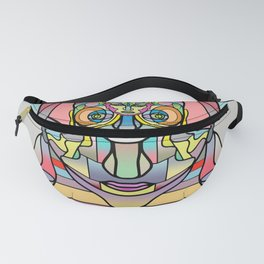 Crinkle Wall Fanny Pack