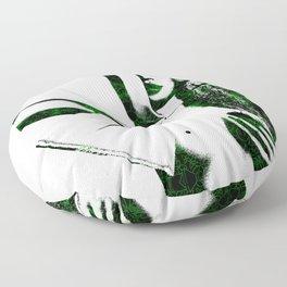 Kate Moss Floor Pillow