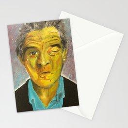 Yellow Robert De Niro Stationery Cards