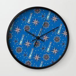 Nautica_Series 1 Wall Clock