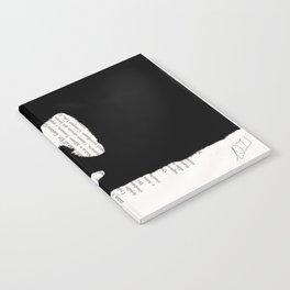 Coricata nera Notebook