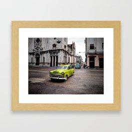 cuba_10 Framed Art Print