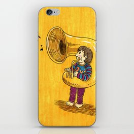 The Dream Of My Childhood iPhone Skin