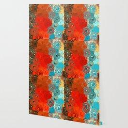 Swirls Galore Wallpaper