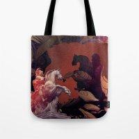 heroes Tote Bags featuring Heroes by infloence
