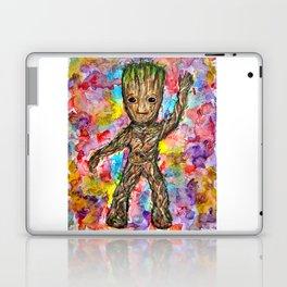Bye Twig Laptop & iPad Skin
