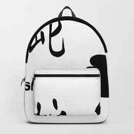 Chinese Year Of The Snake Backpack