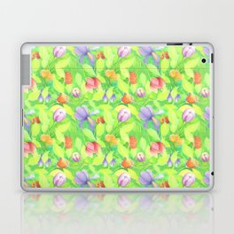 Crayon Love Springtime Laptop & iPad Skin