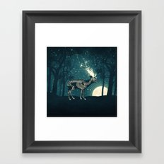 The Forest of the Lost Souls Framed Art Print