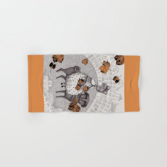 The Collectors Hand & Bath Towel