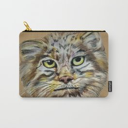 Pallas's Cat - Otocolobus Manul  Carry-All Pouch