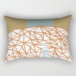 - allusion bomb - Rectangular Pillow