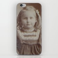 creepy iPhone & iPod Skins featuring Creepy by Hipsterwrap