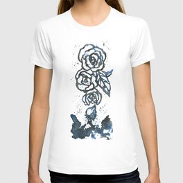 Galaxy Roses T-shirt