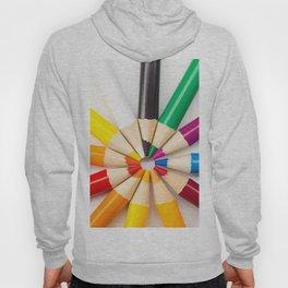 Rainbow Pencils (Color) Hoody