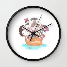 Ghibli Collection Wall Clock