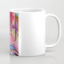 Breaking Down Time Coffee Mug