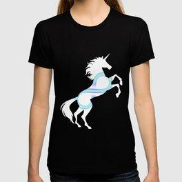 Infinity Symbol Unicorn Magical Unicorn Infinite T-shirt