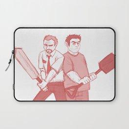 shaun of the dead Laptop Sleeve