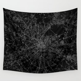 Moscow Wall Tapestry
