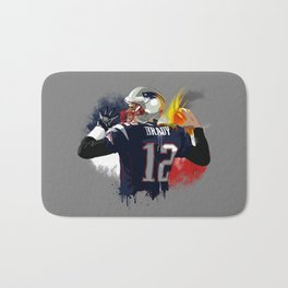 Tom Brady Bath Mat