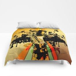Saxophone Comforters