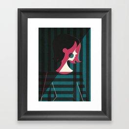 Control (Part II) Framed Art Print