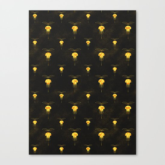 Dandy Jelly Canvas Print