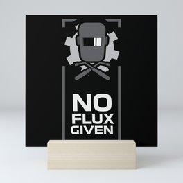 Welding - No Flux Given Mini Art Print