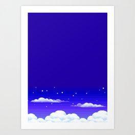 Landscape XII Art Print
