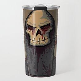 Skull Bomb Travel Mug