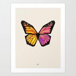 So Fly 1 Art Print